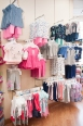 New Spring collection of adorable play clothes for infant girls sizes 12 – 24 months available in the Children's Department